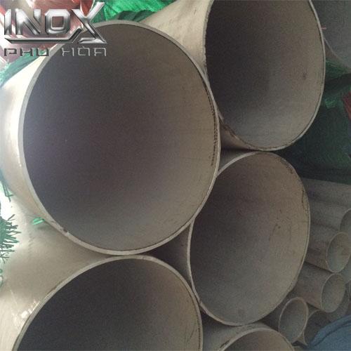 Inox ống công nghiệp 201 phi 219 2
