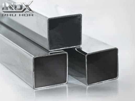 Inox hộp vuông 201 12.7 x 12.7 2